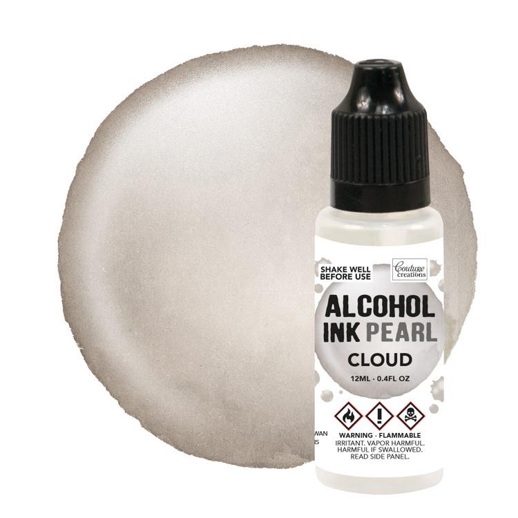 Smoulder / Cloud Pearl Alcohol Ink (12mL | 0.4fl oz)