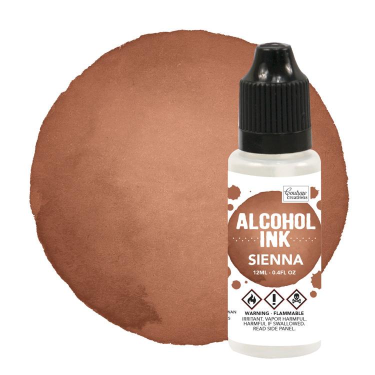 Alcohol Ink Teakwood / Sienna (12mL   0.4fl oz)