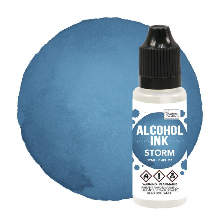 Alcohol Ink Stream / Storm (12mL   0.4fl oz)
