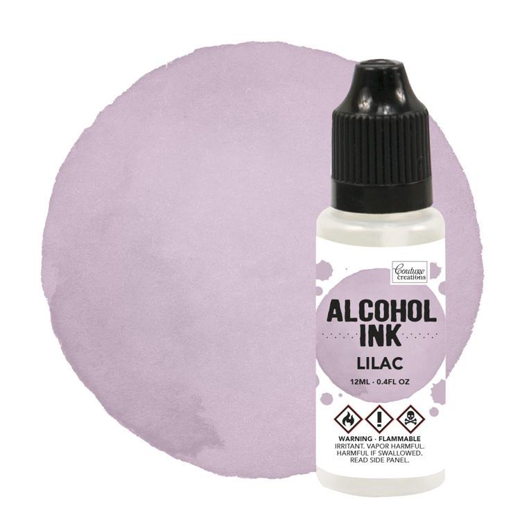 Alcohol Ink Shell Pink / Lilac (12mL   0.4fl oz)