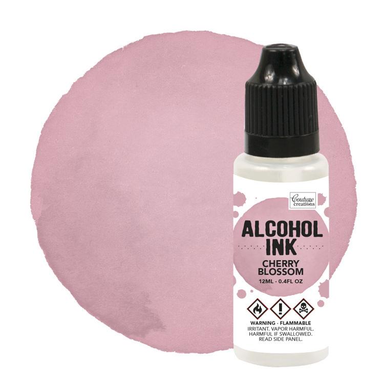Alcohol Ink Salmon / Cherry Blossom (12mL   0.4fl oz)
