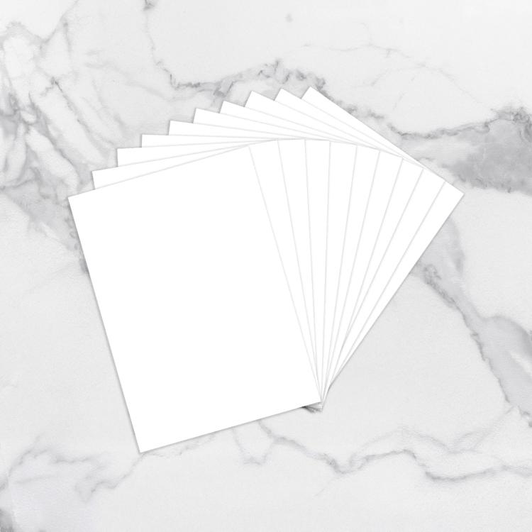 White Yupo Paper 5x7 (200gsm | 10pc)