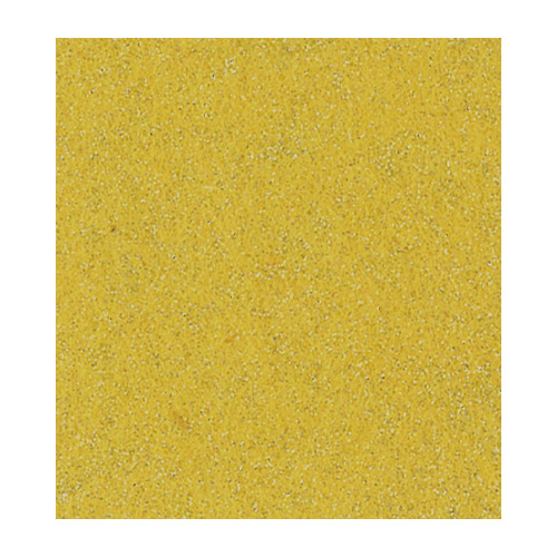 Felt fine glitter, Maize Yellow
