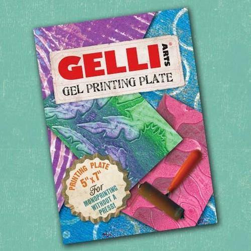 Gelli Arts - Gel Printing Plate 12.7x17.8cm GEL5X7