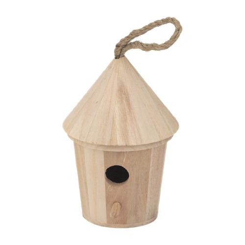 Vogelhuisje 2, rond