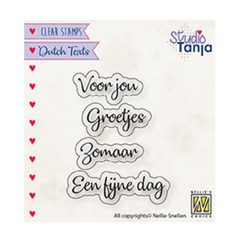 Dutch texts, Voor jou etc..