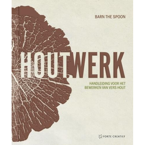 Forte Boek - Houtwerk Barn the Spoon (10-19)