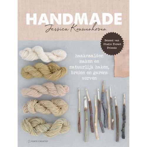 Forte Boek - Handmade Jessica Kouwenhoven