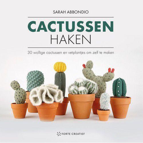 Forte Boek - Cactussen haken Sarah Abbondio