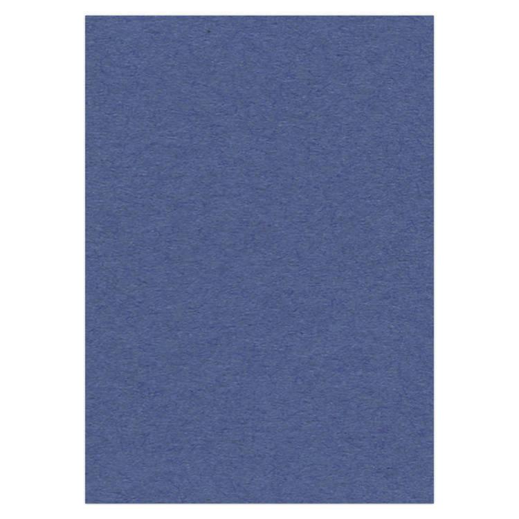A4 Marineblauw Fotokarton 270 gr.