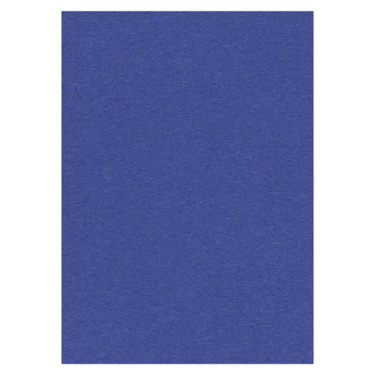 A4 Kobaltblauw Fotokarton 270 gr.
