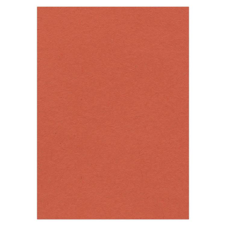 A4 Oranje Fotokarton 270 gr.