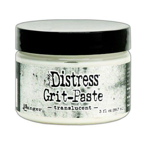 Ranger Tim Holtz Distress Grit Paste 88,7ml Translucent TDA71730 (02-20)