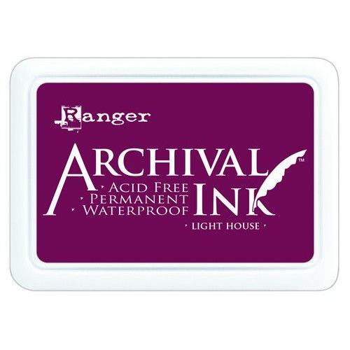 Ranger Archival Ink pad - light house AIP70771 (02-20)