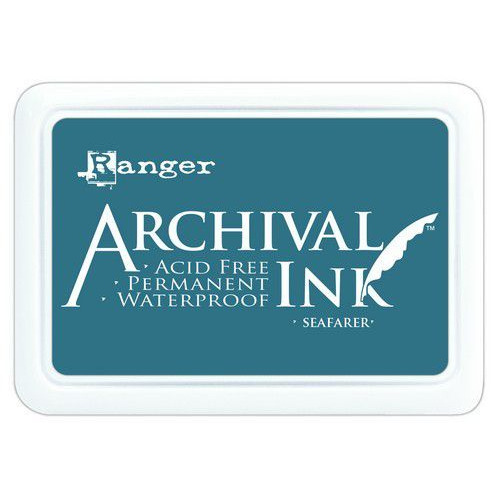 Ranger Archival Ink pad - seafarer AIP70795 (02-20)