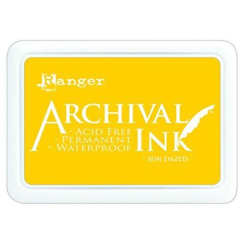 Ranger Archival Ink pad - sun dazed AIP70818 (02-20)