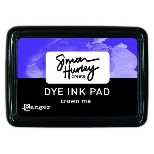 Ranger Simon Hurley Dye Ink Crown Me HUP69324 (02-20)
