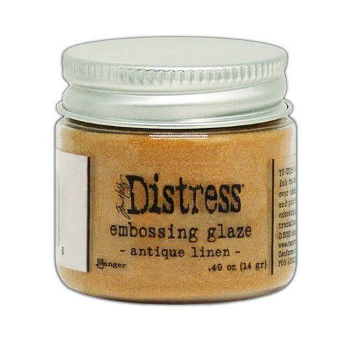 Ranger Distress Embossing Glaze Antique Linen TDE70948 Tim Holtz (02-20)