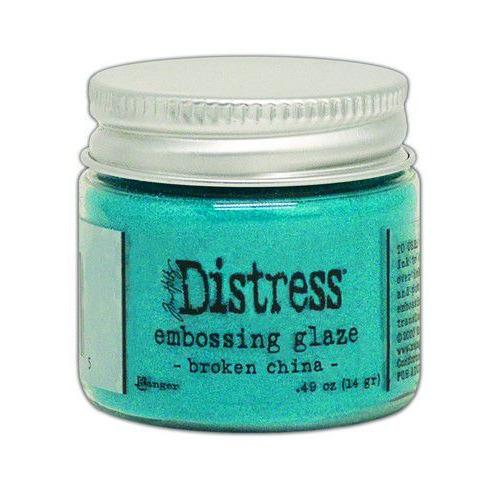Ranger Distress Embossing Glaze Broken China TDE70955 Tim Holtz (02-20)