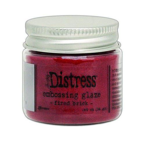 Ranger Distress Embossing Glaze Fired Brick TDE70979 Tim Holtz (02-20)