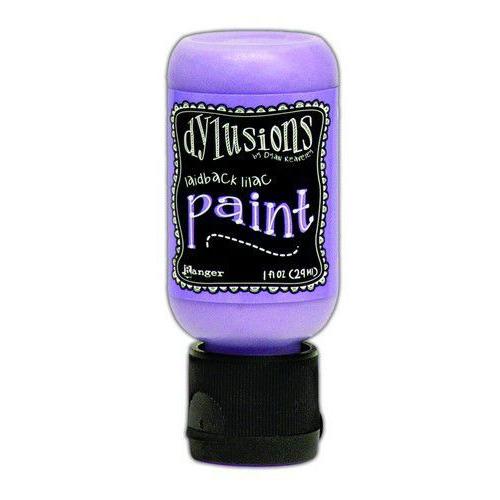 Ranger Dylusions Paint Flip Cap Bottle 29ml - Laidback Lilac DYQ70511 (02-20)