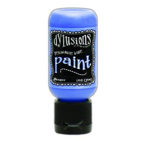 Ranger Dylusions Paint Flip Cap Bottle 29ml - Periwinkle Blue DYQ70580 (02-20)