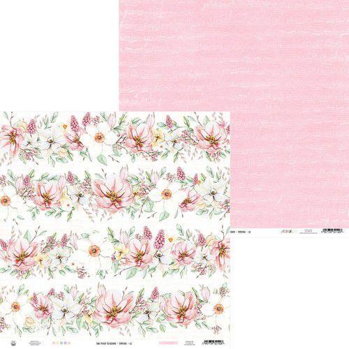 Piatek13 - Paper The Four Seasons - Spring 02 P13-SPR-02 12x12 (02-20)