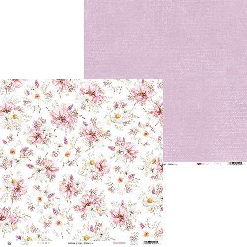 Piatek13 - Paper The Four Seasons - Spring 03 P13-SPR-03 12x12 (02-20)