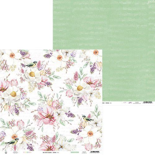 Piatek13 - Paper The Four Seasons - Spring 04 P13-SPR-04 12x12 (02-20)
