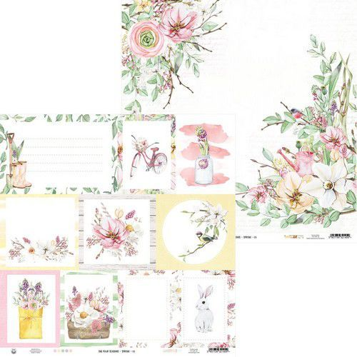 Piatek13 - Paper The Four Seasons - Spring 05 P13-SPR-05 12x12 (02-20)