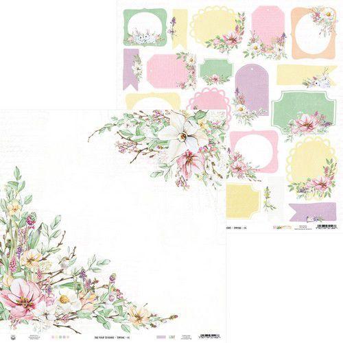 Piatek13 - Paper The Four Seasons - Spring 06 P13-SPR-06 12x12 (02-20)