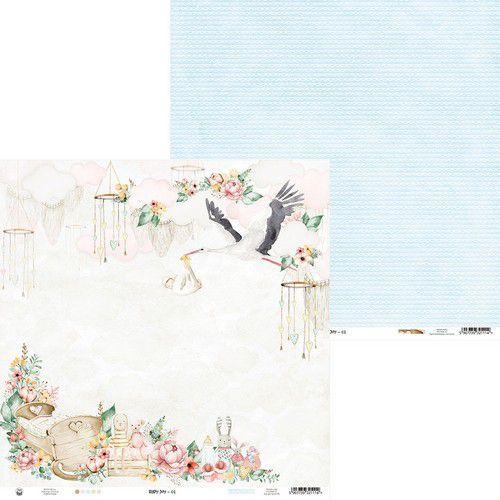 Piatek13 - Paper Baby Joy 02 P13-BAB-02 12x12 (02-20)