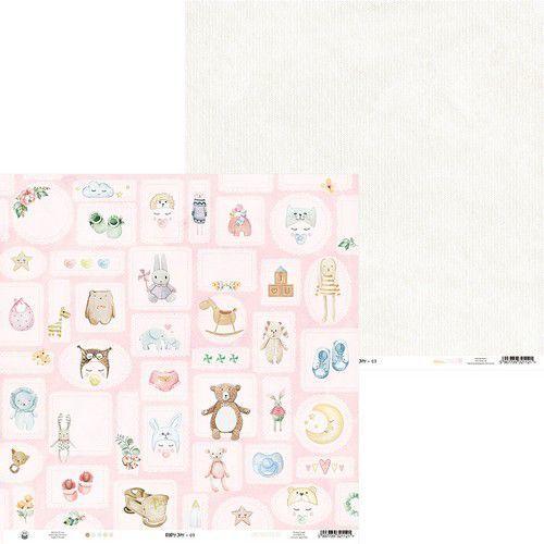 Piatek13 - Paper Baby Joy 03 P13-BAB-03 12x12 (02-20)