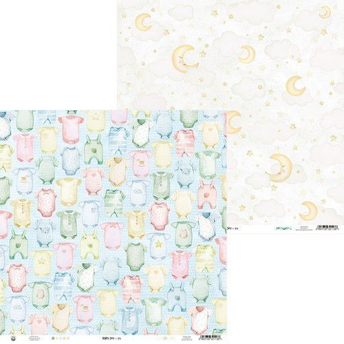 Piatek13 - Paper Baby Joy 04 P13-BAB-04 12x12 (02-20)
