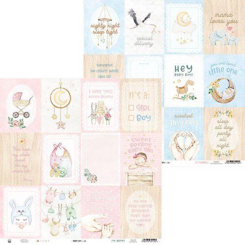 Piatek13 - Paper Baby Joy 05 P13-BAB-05 12x12 (02-20)