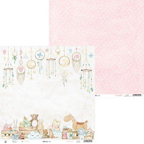 Piatek13 - Paper Baby Joy 06 P13-BAB-06 12x12 (02-20)