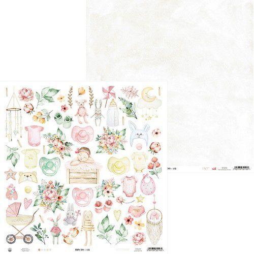 Piatek13 - Paper Baby Joy 07a P13-BAB-07 12x12 (02-20)