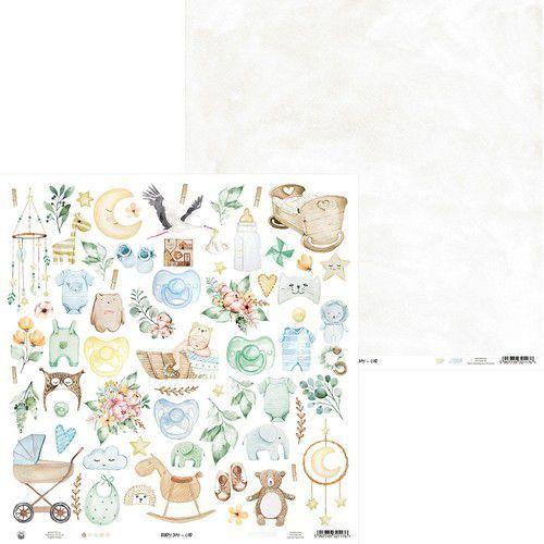 Piatek13 - Paper Baby Joy 07b P13-BAB-98 12x12 (02-20)