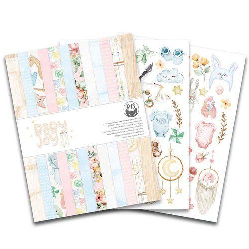 Piatek13 - Paper pad Baby Joy 6x8 P13-BAB-10 (02-20)