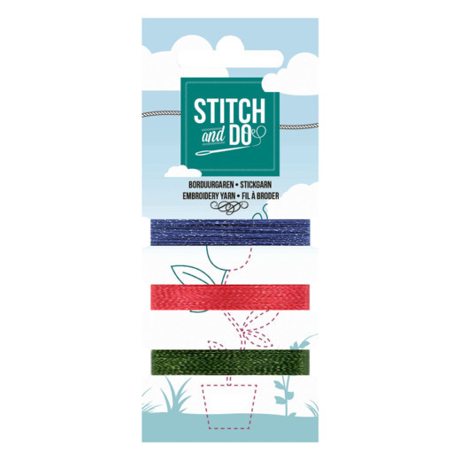 Stitch and Do 61 - Mini Garenkaart