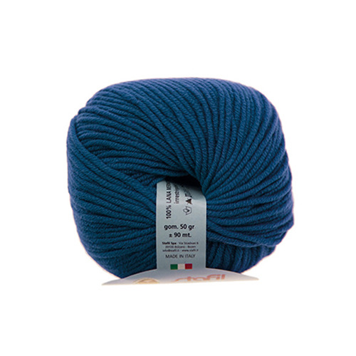 Merino Wool plus, petroleum
