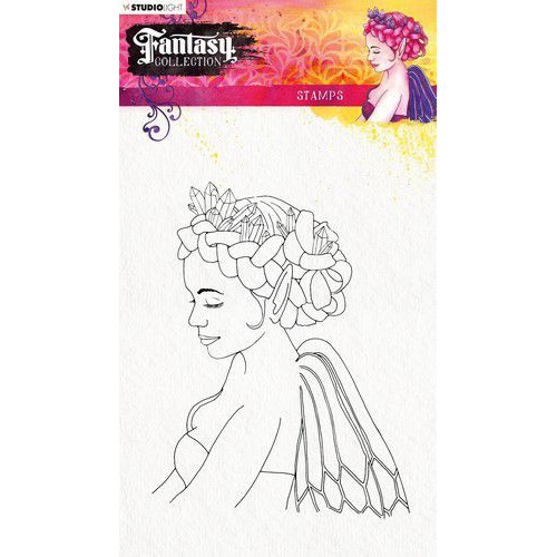 Studio Light Stamp A5 Fairy Fantasy Coll.2.0 nr.440 STAMPFC440 (03-20)