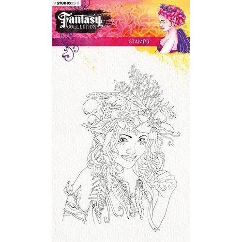 Studio Light Stamp A5 Fairy Fantasy Coll.2.0 nr.442 STAMPFC442 (03-20)