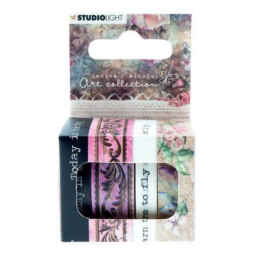 Studio Light Washi tape Jenine's Mindful Art 3.0 nr.01 WASHIJMA01 (03-20)