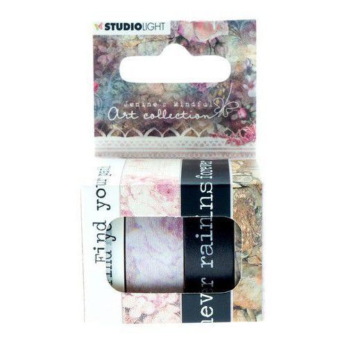 Studio Light Washi tape Jenine's Mindful Art 3.0 nr.02 WASHIJMA02 (03-20)