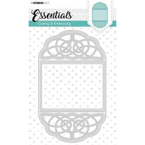 Studio Light Embossing Die Cut Essentials nr.262 STENCILSL262 (03-20)