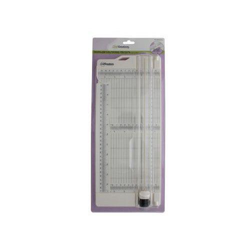 CraftEmotions Paper Trimmer - snijden en rillen  11x30,5 cm (04-20)