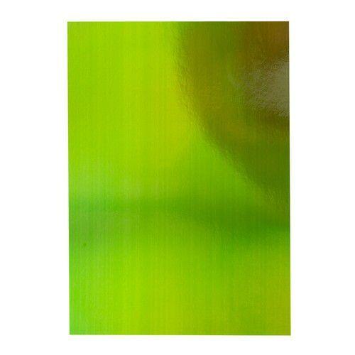 Tonic Studios  spiegelkarton-Irridescent-Seafoam Green 5 vl A4 9774E (02-20)