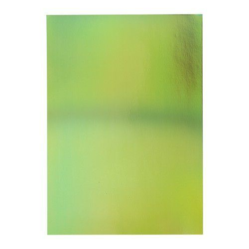 Tonic Studios  spiegelkarton-Irridescent-Water Sprite 5 vl A4 9776E (02-20)