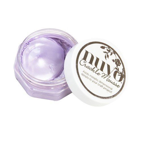Nuvo Crackle Mousse - Misty Mauve 1393N (02-20)